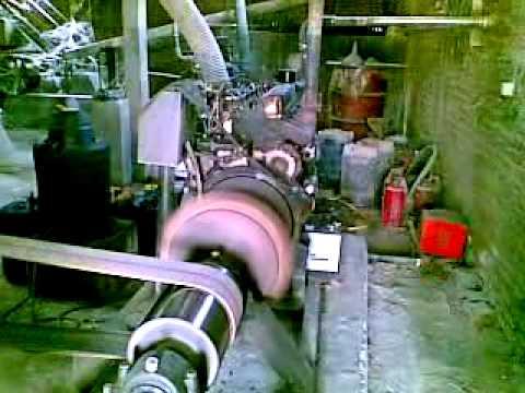 mesin penggiling padi (gabah) part 2