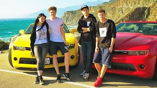 getlinkyoutube.com-ROADTRIP DURCH KALIFORNIEN mit Kati, izzi & Sebastian | #CaliTrip #6 | Dner