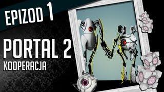 getlinkyoutube.com-Portal 2 Co-op - #01 - Prolog & Budowanie zespołu