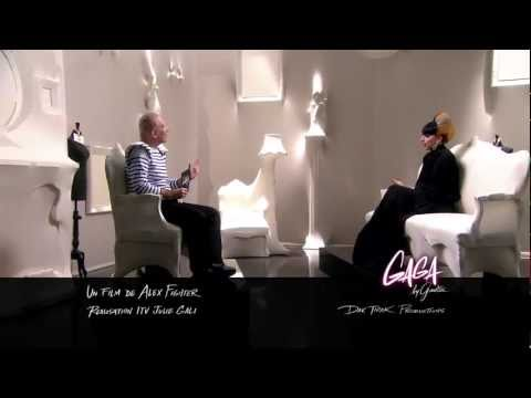 Lady Gaga & Jean Paul Gaultier - Teaser Interview Gaga by Gaultier