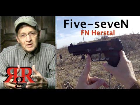 FN Herstal Five-seveN Review - 5.7x28mm