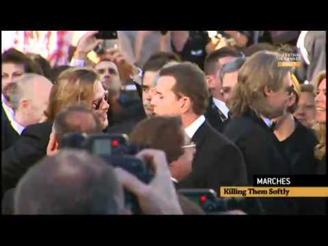 Brad Pitt w Cannes