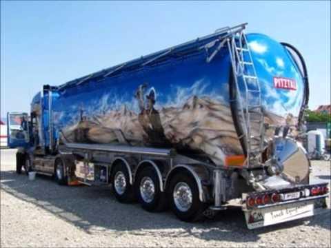 caminhões-tunados