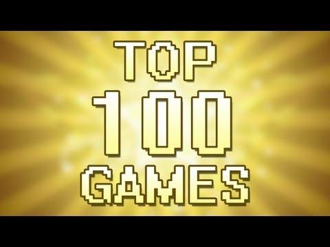Top 100 best games ever