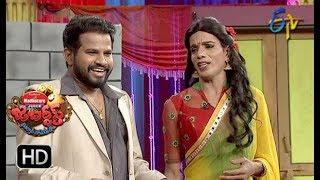 Hyper Aadi, Raising Raju Performance   Jabardasth   26th April 2018   ETV  Telugu