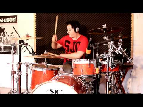 Maroon 5 - Moves Like Jagger ft. Christina Aguilera ( Drum Cover )