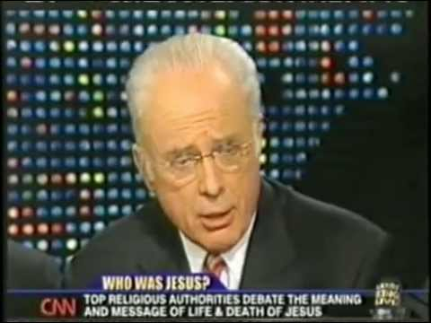 Who was Jesus? (Larry King Live with John MacArthur)