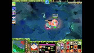 DOTA : Shtorm Spirit vs Xin vs Pandaren Brewmaster Championship [Facebook Video Response]