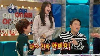 getlinkyoutube.com-【TVPP】Minah(Girl's Day) - Hate Belly Fat, 민아(걸스데이) - 뱃살 사진 공개 거부 @Radio Star
