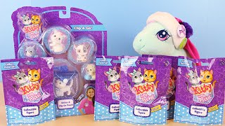 getlinkyoutube.com-Kitty in My Pocket Surprise Blind Bags Opening with Minty