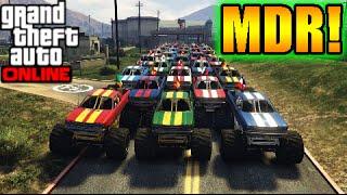 MEGA GROS DELIRE SUR GTA 5 【#38】 MDRR