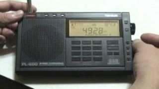 TECSUN PL-600 SSB 试听