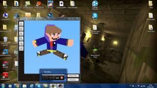 getlinkyoutube.com-Como baixar e utilizar o Minecraft Skin Viewer-Minecraft Tutorial 06