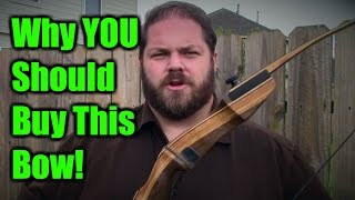 getlinkyoutube.com-Top three reasons why you should buy a Samick Sage take down Recurve Bow