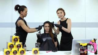 getlinkyoutube.com-YAE TV : Garnier Olia ครีมเปลี่ยนสีผมที่ดีที่สุดจากการ์นิเย่
