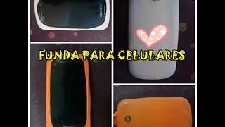 getlinkyoutube.com-Funda para celular con globos 3 ideas✿ Mar