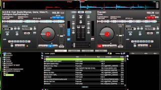 getlinkyoutube.com-Virtual DJ Keyboard & Mouse - Scratch Tutorial