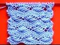 Como Tejer Punto Cruzado-Indian Cross Stitch 2 Agujas (228)
