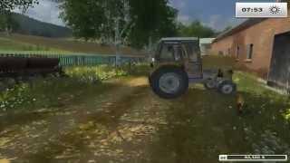 getlinkyoutube.com-Let's play Ls2013 Mini-Farm #17 Nowa mapa II Zapowiedź końca II