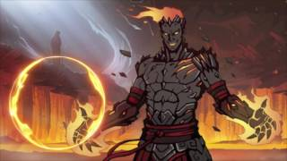 getlinkyoutube.com-Shadow Fight 2 Volcano's Battle Theme  VOLCANO 