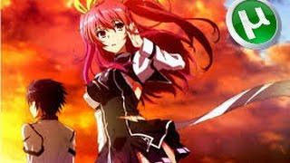 getlinkyoutube.com-Descargar RAKUDAI KISHI NO CAVALRY  (uTorrent)