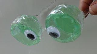 getlinkyoutube.com-Fun Recycled Crafts: Joyful Sunglasses from Plastic Bottles