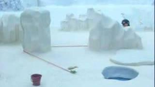 getlinkyoutube.com-Pingu - Na rybach