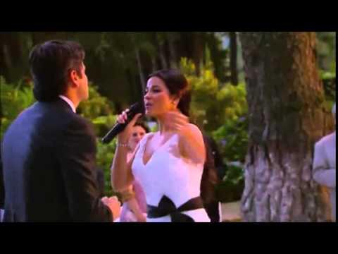 Maite Perroni canta 'Todo lo que Soy' en #LaGata (Boda Esmer