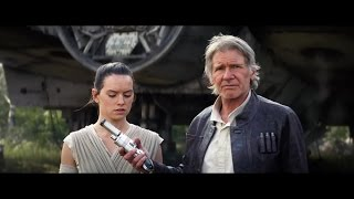 getlinkyoutube.com-Star Wars Episode 7 - The Force Awakens | Official TV Spot Trailer (60 Sec) - 2015 Disney Movie HD