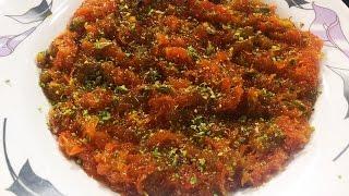 getlinkyoutube.com-Ashpazi - Carrot Halva - آشپزی - حلوا زردک