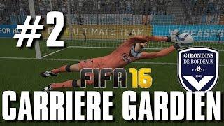 getlinkyoutube.com-FIFA 16 CARRIERE PRO GARDIEN #2 / MATCH DE POULE