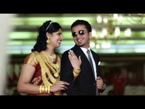 Kerala Christian Wedding Highlights...JOMIN AND GIRTY