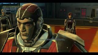 getlinkyoutube.com-SWTOR Power Play clips with Female Sith Warrior