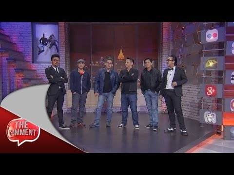 The Comment 90an - Lagu-lagu 90an bareng Coboy