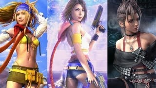 getlinkyoutube.com-Final Fantasy X-2 All Movie Cutscenes