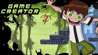 getlinkyoutube.com-Ben 10 Omniverse : Game Creator - Ben 10 Games