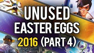 getlinkyoutube.com-Best Unused Video Game Easter Eggs of 2016 (Part 4)