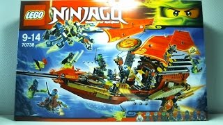 getlinkyoutube.com-LEGO Live Construction : Ninjago's Final Flight of Destiny's Bounty (1/5) [Français]