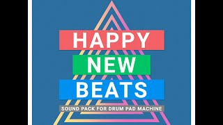 getlinkyoutube.com-DRUM PAD MACHINE: Happy New Beats - Taner ULUDAĞ Beats (Tutorial)