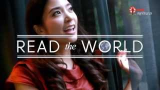 Read The World : Steve Jobs [โบว์ AF5]