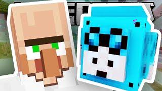 getlinkyoutube.com-Minecraft Lab | DANTDM LUCKY BLOCK EGGS!!