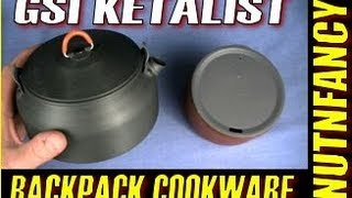 "getlinkyoutube.com-""Backpacking Cookware: The Ketalist"" by Nutnfancy"