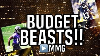 getlinkyoutube.com-Budget Beasts! BEST Cheap Players in Madden Mobile 16