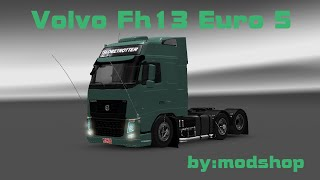 getlinkyoutube.com-ETS2 - MODS - VOLVO FH13 EURO 5 (1.21.x)