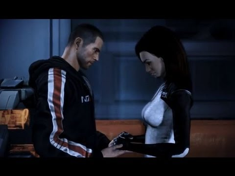 Mass Effect 3 | Miranda Romance, All Scenes