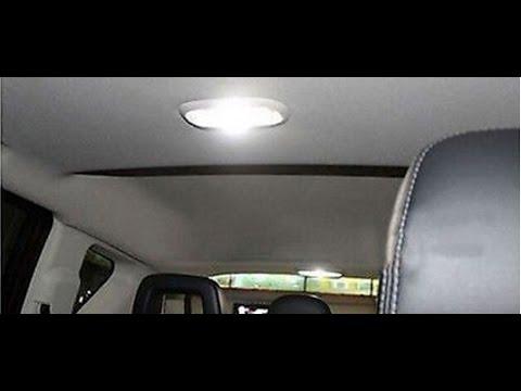 Светодиодная лампа для освещение салона
