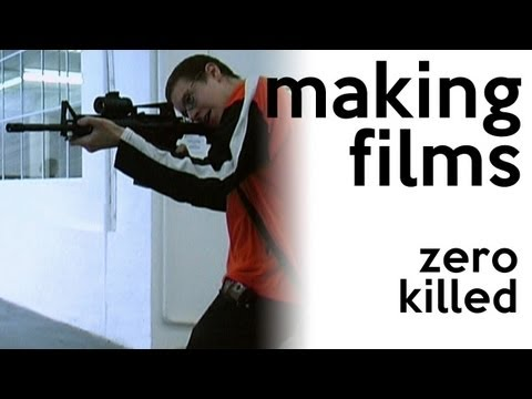 Zero Killed Q&A with Director Michal Kosakowski at Raindance Film Festival