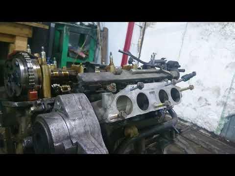 Как работает IVTEC,  регулировка клапанов K20A4