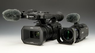 getlinkyoutube.com-[4K] Panasonic HC-X1000(60p) vs. Sony FDR-AX100(30p)