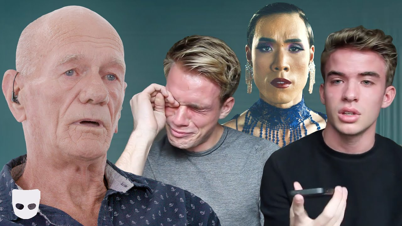 Old Gays React To Coming Out Videos